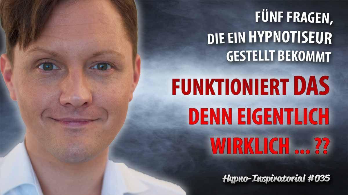 Funktioniert Hypnose Wirklich